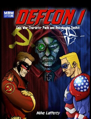 Defcon 1: Cold War Character Pack and Role-Playing Toolkit