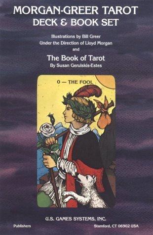 The Morgan-Greer Tarot Deck with Book(s) (Deck&Book)