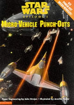 "Micro-vehicle Punch Outs (""Star Wars Episode One"" Activity Books)"