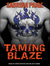 Taming Blaze (Inferno Motorcycle Club, #1) by Sabrina Paige