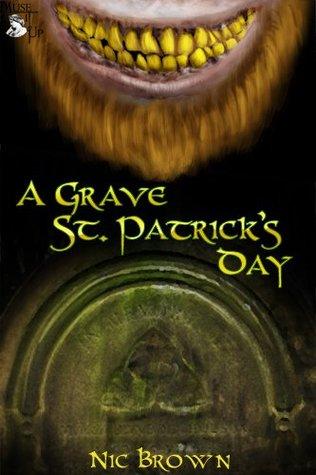 Grave St. Patrick's Day
