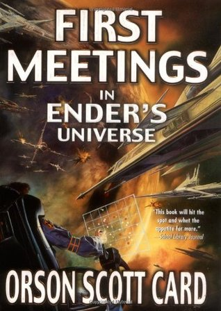 First meetings in enders universe by orson scott card 7957 fandeluxe Image collections