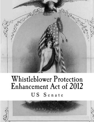Whistleblower Protection Enhancement Act of 2012