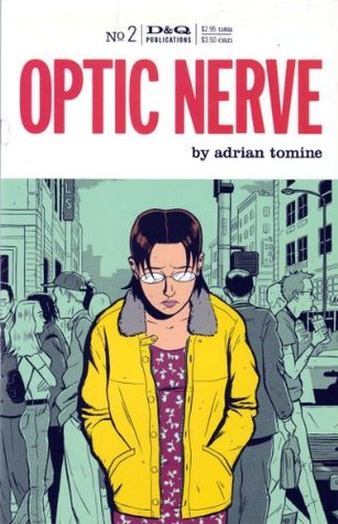 Optic Nerve #2 by Adrian Tomine