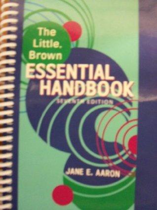 The Little, Brown Essential Handbook