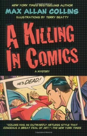 A Killing in Comics (Jack & Maggie Starr, #1)