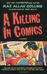 A Killing in Comics (Jack & Maggie Starr, #1)