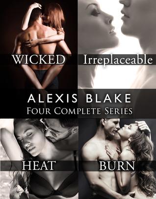 Alexis Blake's Four Complete Series