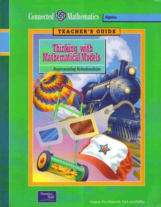 Thinking with Mathematical Models: Representing Relationships