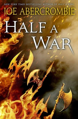 Half a War(Shattered Sea 3)