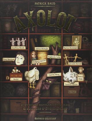 Axolot (Axolot, #1)