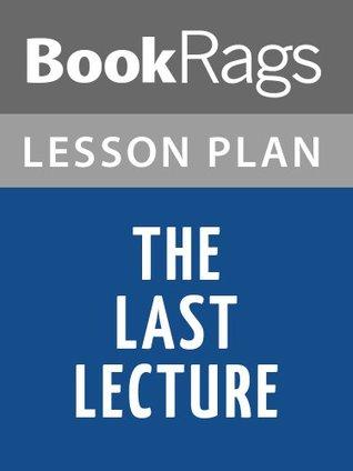 The Last Lecture Lesson Plans