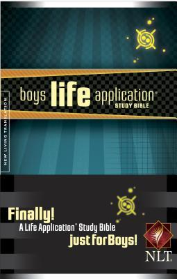Boys Life Application Study Bible: NLT
