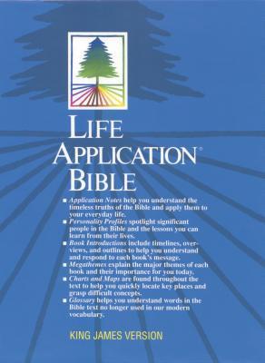 Life Application Bible-KJV
