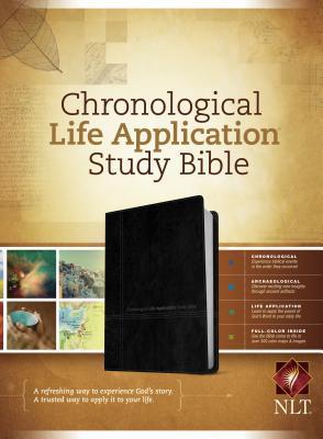 Chronological Life Application Study Bible-NLT