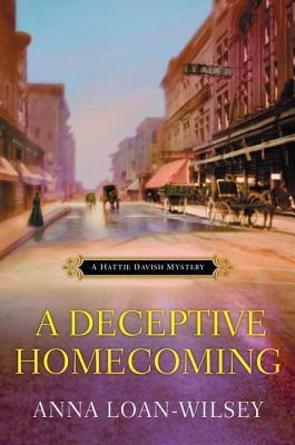 A Deceptive Homecoming (Hattie Davish Mystery, #4)