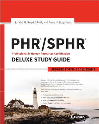 Phr / Sphr Professional in Human Resources Certification Deluxe ...