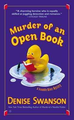 Murder of an Open Book (A Scumble River Mystery, #18)
