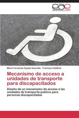 Mecanismo de Acceso a Unidades de Transporte Para Discapacitados