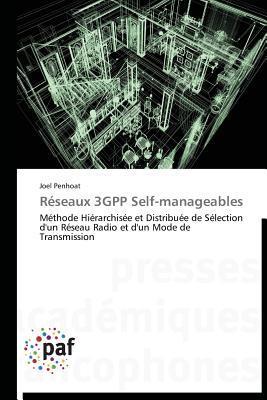 Ra(c)Seaux 3gpp Self-Manageables por Penhoat Joel