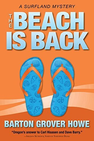The Beach is Back: A Surfland Mystery (Surfland Mysteries Book 2)