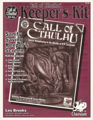 Call of Cthulhu Keeper's Kit
