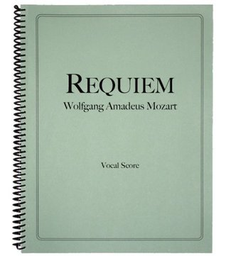 Mozart - Requiem, K. 626, Vocal Score