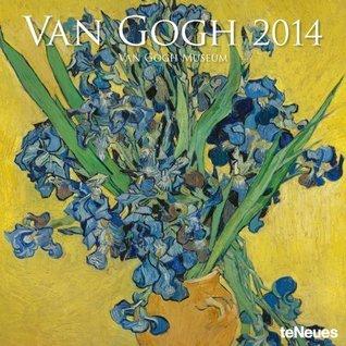 2014 Vincent Van Gogh Wall Calendar