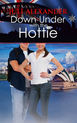 Down Under with the Hottie (Investigating the Hottie, #3)