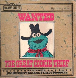 The Great Cookie Thief by Emily Perl Kingsley