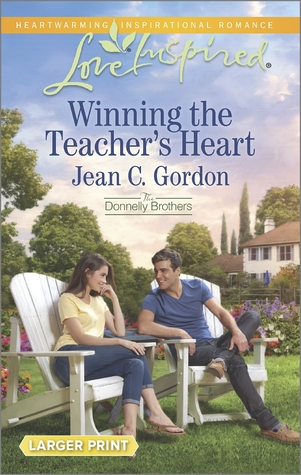 Winning the Teachers Heart(The Donnelly Brothers 1)