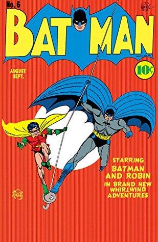 Batman (1940-2011) #6