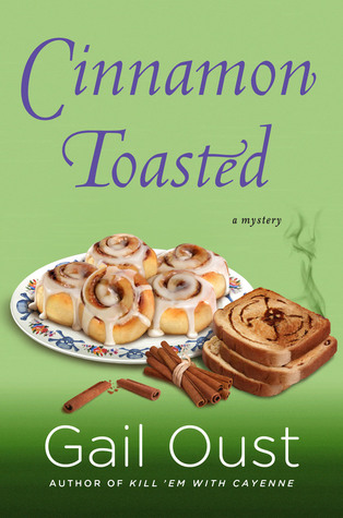 Cinnamon Toasted (Spice Shop Mystery #3)