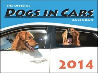 The Official DOGS IN CARS Calendar