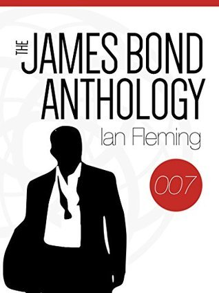 The James Bond Anthology: All 14 Original Books Including Casino Royale, Dr. No and Quantum of Solace