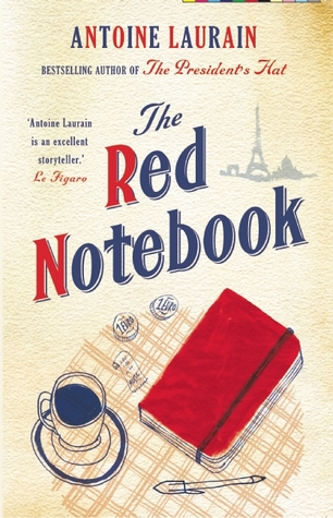 The Red Notebook, Antoine Laurain, Book Review