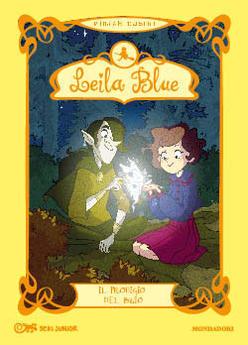 Il prodigio del buio (Leila Blue, #6)