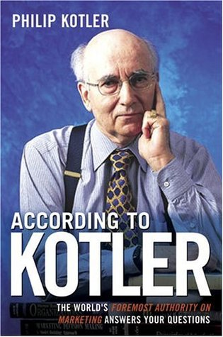 According to kotler the worlds foremost authority on marketing 180189 fandeluxe Images