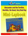 Alexander and the Terrible, Horrible, No Good, Very Bad Day Lapbook