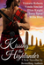 Kissing the Highlander by Victoria  Roberts