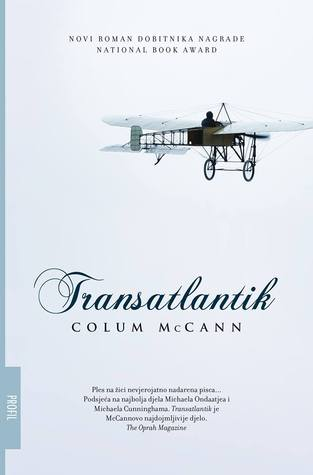 Ebook Transatlantik by Colum McCann read!