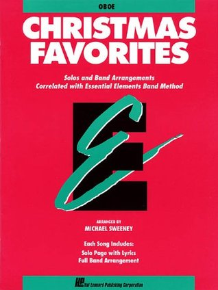 Essential Elements Christmas Favorites: Oboe