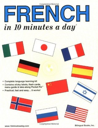 French in 10 Minutes a Day® by Kristine K. Kershul