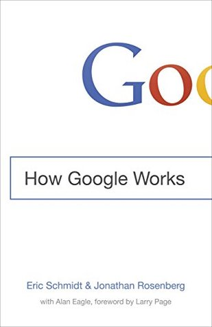 How Google Works (Kindle Edition)