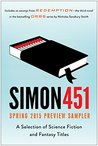 Simon451 Spring 2015 Preview Sampler: A Selection of Science Fiction and Fantasy Titles