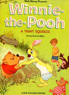 Winnie-the-Pooh: A Tight Squeeze