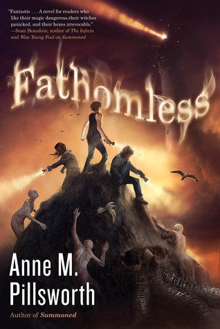 Fathomless (Redemption's Heir, #2)