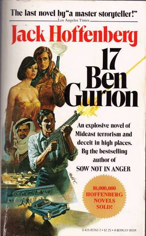 17 Ben Gurion: A Novel Libros Kindle para descargar