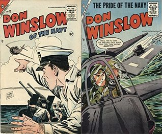 Don Winslow of the Navy. Issues 72 and 73. The Pride of the Navy. Golden Age Digital Comics Military and War.