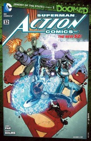 Action Comics #32